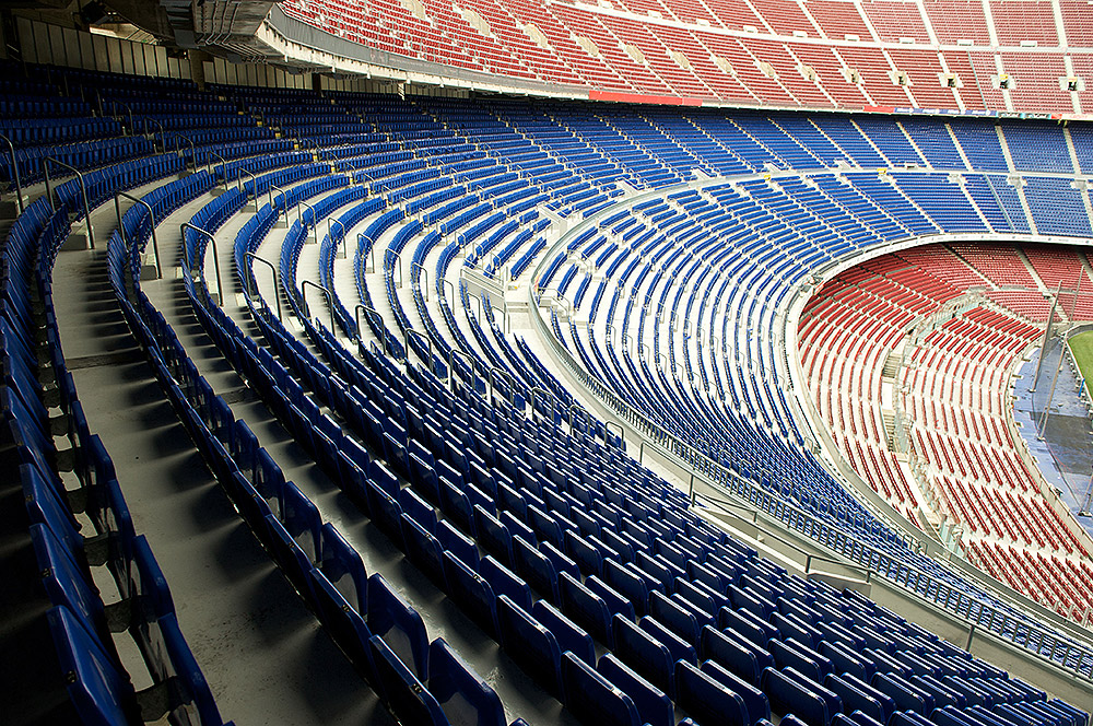 Large Public Venues - 6529seats in stadium